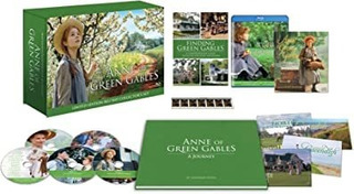 Bluray Anne Of Green Gables Limited Edition Bl Envío Gratis