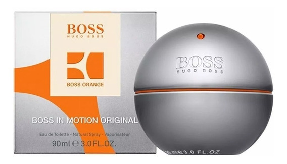 Perfume Hugo Boss In Motion Orange Edt 90ml