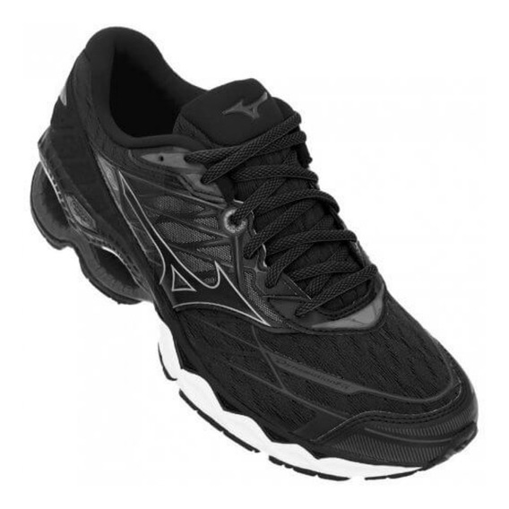 Tênis Mizuno Wave Creation 20 Masculino Preto 4141562-0090