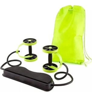 Elastico Roda Exercicio Aparelho Abdominal Revoflex Xtreme