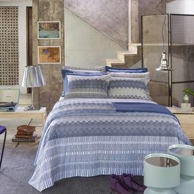 Jogo De Lençol Cama Solteiro Home Design150 Fios Santista