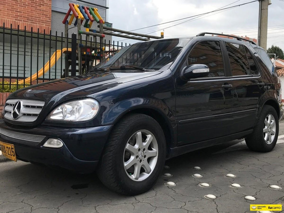 Mercedes Benz Ml 350 3750cc At Aa