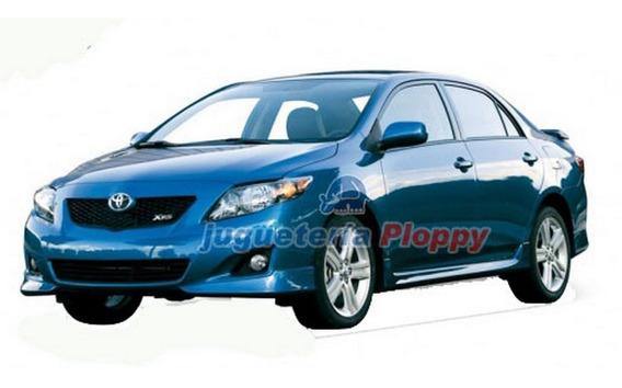 Toyota Corolla Escala 1/36 Welly Ploppy 373289