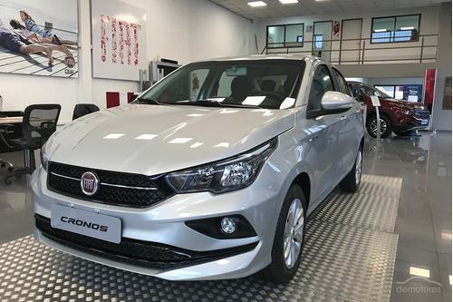Fiat Cronos -0km 2021- Tomamos Usados/ Ant 130mil Y Cuotas D