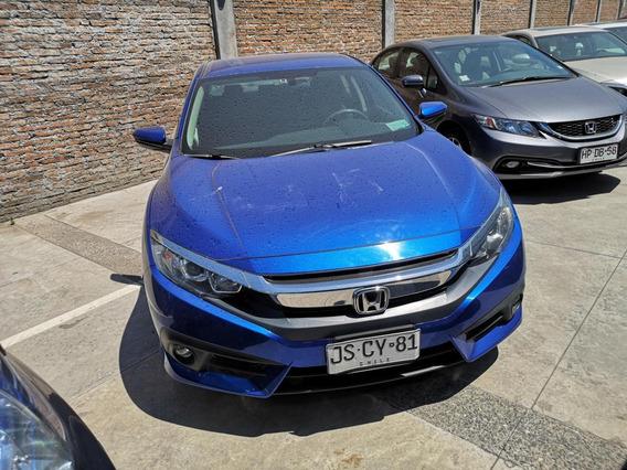 Honda Civic Sedan Ex 2.0 Cvt 2017