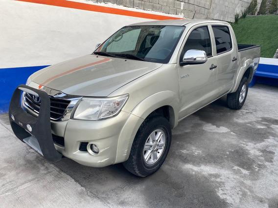 Toyota Hilux Sr 2014