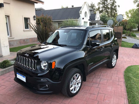 Jeep Renegade Longitud 4x4 2016 Nuevo 7200km 184 Hp At9