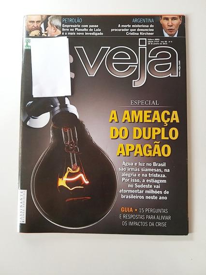Revista Veja Edição 2410 De 28 De Janeiro De 2015