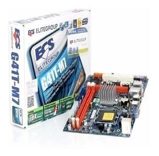 Board Ecs G41t-m7 Nuevo