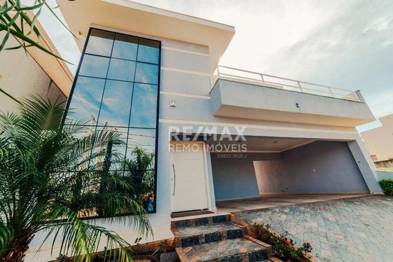 Casa Com 3 Dormitórios À Venda, 275 M² Por R$ 1.100.000,00 - Condomínio Bosque Dos Cambarás - Valinhos/sp - Ca6535