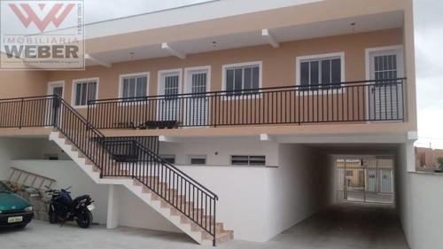Condomínio Com Apenas 10 Casas No Jardim Topázio - 1199