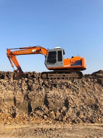 Escavadeira Fh 150, 12 Mil Horas