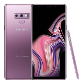 Samsung Note 9 Purple