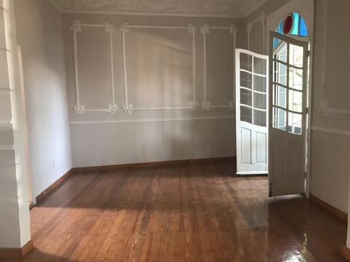 Rento Depto / Casa Porfiriana En Amsterdam
