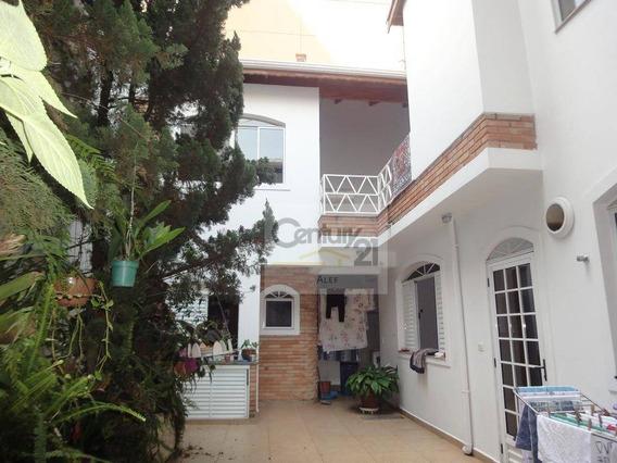 Casa Residencial À Venda, Higienópolis, São Paulo. - Ca0017
