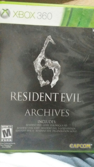 Residente Evil 6, Xbox 360