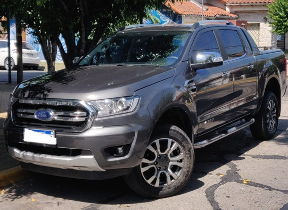 Ford Ranger Limited At 4x4 2019 Linea 2020