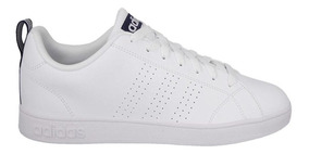 Tenis adidas Vs Advantage Cl Blc Caballero Original F99252