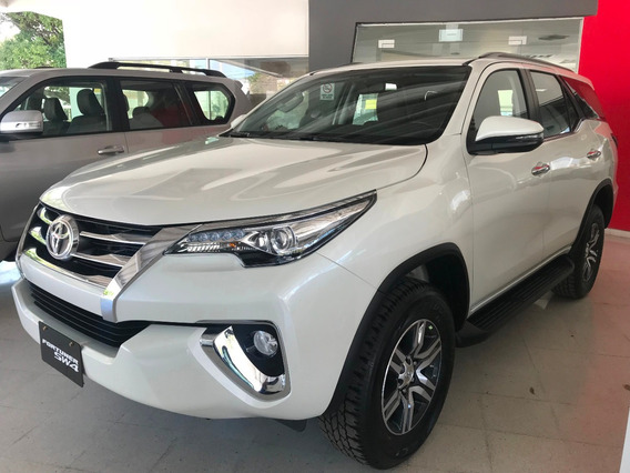 Toyota Fortuner Srv Mid 4x2 Automatica