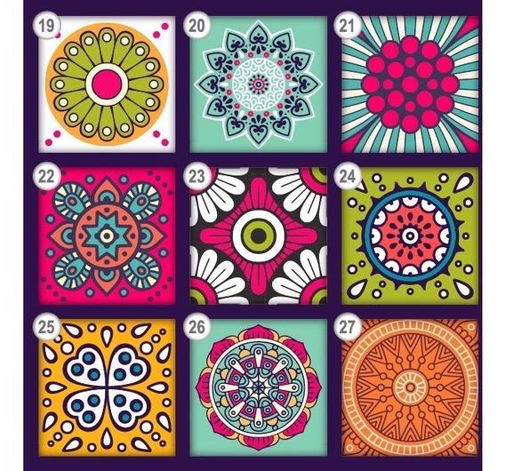 Mosaicos Decorativos Azulejos Autoadhesivos Cocina, Baño