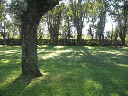 Oportunidad Venta Excelente Chacra Apta Polo En Manzanares, Pilar - Mallamann Propiedad