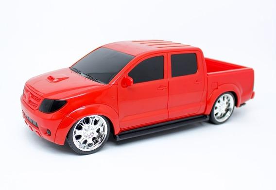 Pick-up Vision - Mini Hillux - Vermelho