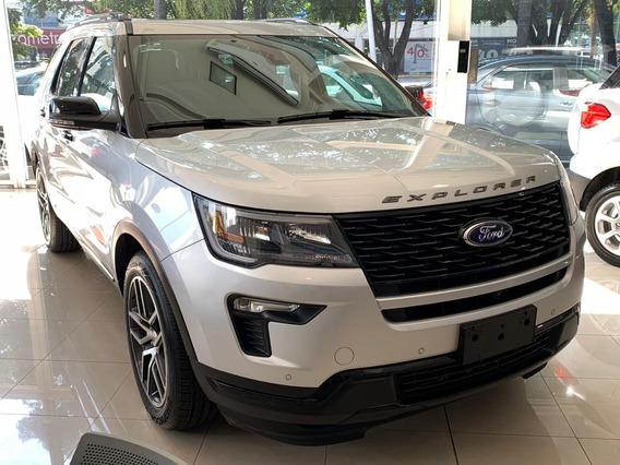 Ford Explorer Sport Aut 4x4 2019