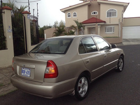 Hunday Accent Verna 2001 Manual