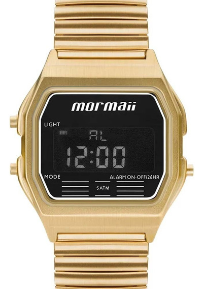 Relógio Mormaii Vintage Mojh02au/4d C/nota Fiscal