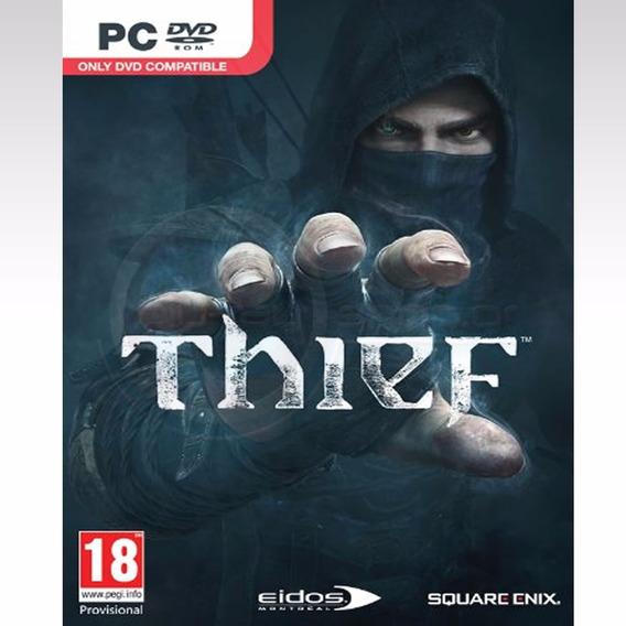 Thief ( Mídia Física ) Pc - Dvd