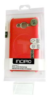 Forro Case Protector Telefono Samsung J5 Incipio Coral