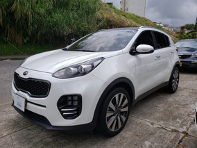 Kia Sportage All New Mod 2017 Aut 2.0 (220)
