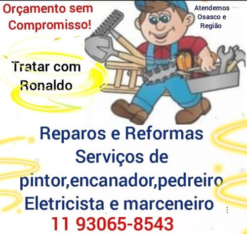 Imagem 1 de 1 de Marido Se Aluguel,reparos E Reformas