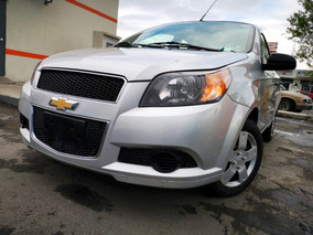 Chevrolet Aveo Lt At Sedan 2016 Autos Puebla