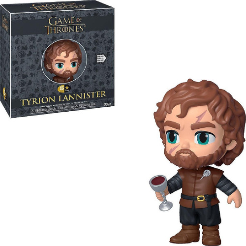Funko 5 Star - Tyrion Lannister - Linea Game Of Thrones