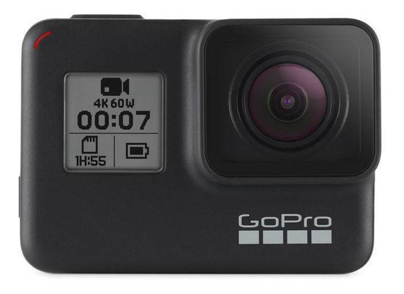 Camera Digital Gopro Hero 7 Black Chdhx-701-lw Cdgp0016