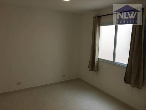 Studio Com 1 Dormitório Para Alugar, 35 M² Por R$ 1.500,00/mês - Vila Dom Pedro I - São Paulo/sp - St0176