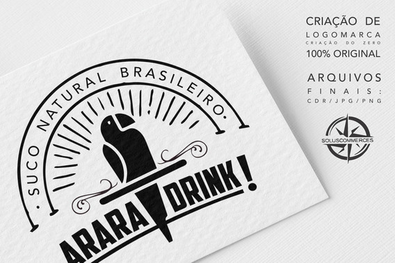 Criar Logomarca Logotipo Logo Marca Arte Profissional