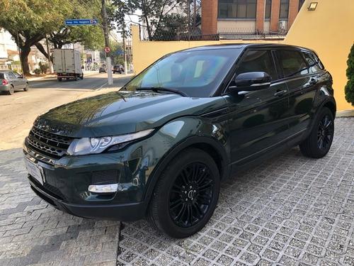 Imagem 1 de 10 de Land Rover Range Rover Evoque 2.0 Prestige 4wd 16v Gasolina