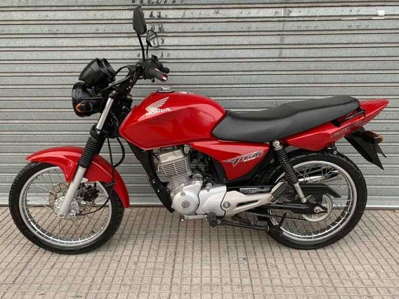 Honda Cg Titan 150 Cg50 No Ybr Twister