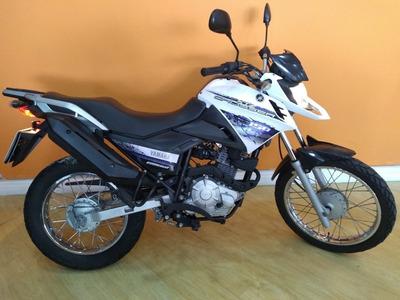 Yamaha Crosser 150 E 2015 Branca