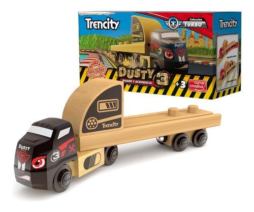 Imagen 1 de 8 de Trencity Dusty- Colección Turbo- Tienda Oficial -