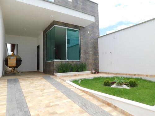 Imagem 1 de 14 de Casa Nova À Venda Em Peruíbe Sp.