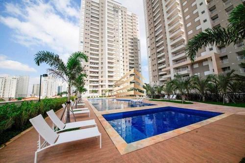 Imagem 1 de 30 de Apartamento Carpe Diem  3 Dormitórios 2 Suíte  À Venda, 94 M² Por R$ 795.000,00 - Jardim Santa Mena - Guarulhos/sp - Ap1169