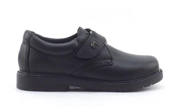 Zapato Escolar Colegial Marcel Abrojo Unisex Art 203 27-33