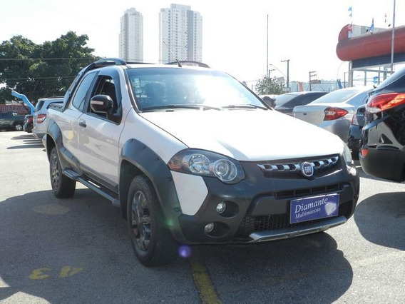 Fiat Strada 1.8 Mpi Advent Cd (jrm) 2013
