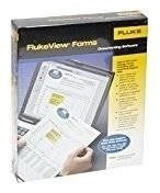 Fluke Fvf-basic Flukeview Forms Software Básico Con Cable Pa