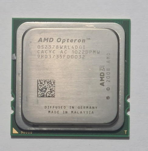 Processador Amd Opteron 2378 Quad Core Os2378wal4dgi