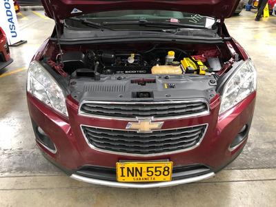 Chevrolet Tracker Lt A/t 1.8