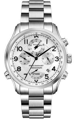Relógio Bulova Masculino Precisionist Wb31747q